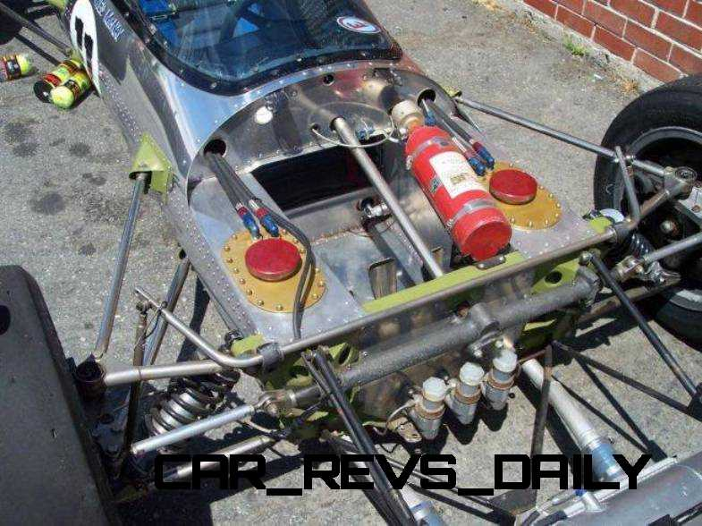Own This Authentic 1969 McLaren M10-A Racing Hero45