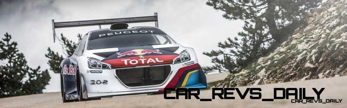 Peugeot 208 T16 and 205 T16 Group B 46