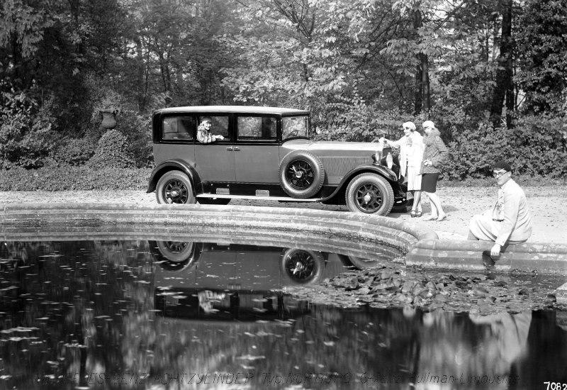 S-Class Retrospective - 1904 to Present 68