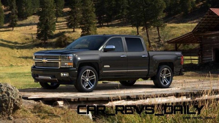 Silverado High Country Visualizer - Colors and 22-inch Wheels Galore16