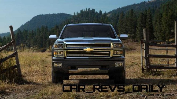 Silverado High Country Visualizer - Colors and 22-inch Wheels Galore40