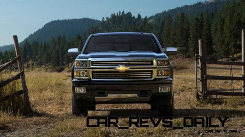 Silverado High Country Visualizer - Colors and 22-inch Wheels Galore61