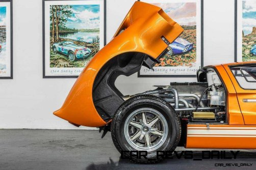 Superformance Ford GT40 Showcase 18