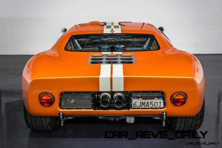Superformance Ford GT40 Showcase 21