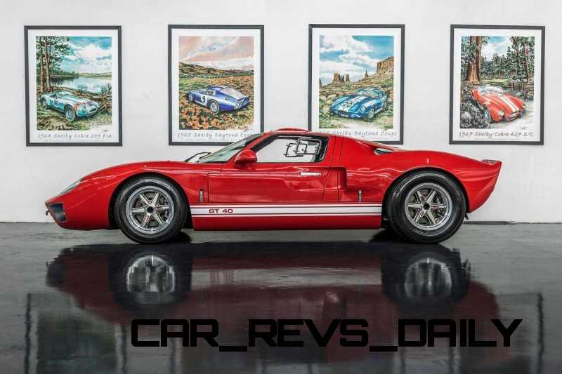 Superformance Ford GT40 Showcase 8