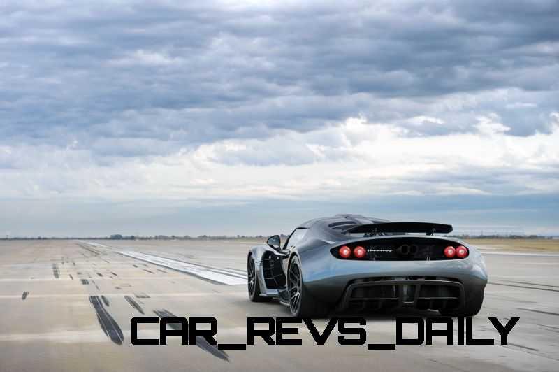 Venom GT Guinness World Record Fastest Car 16