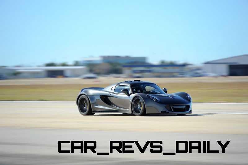 Venom GT Guinness World Record Fastest Car 18