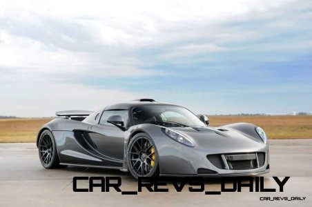 Venom GT Guinness World Record Fastest Car 3