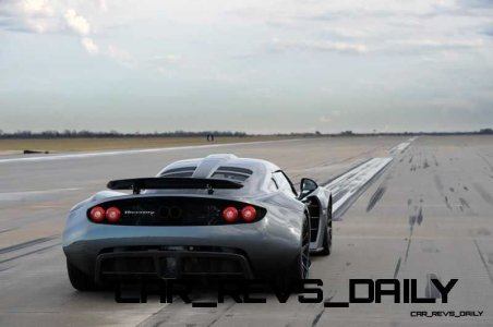 Venom GT Guinness World Record Fastest Car 5