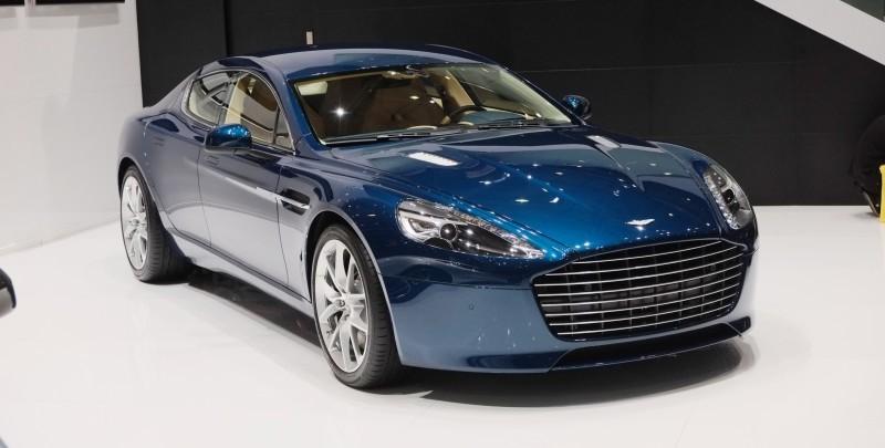2014 Aston Martin Rapide S Geneva 2