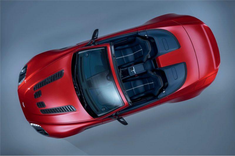 2014 Aston Martin V12 Vantage S Roadster 3