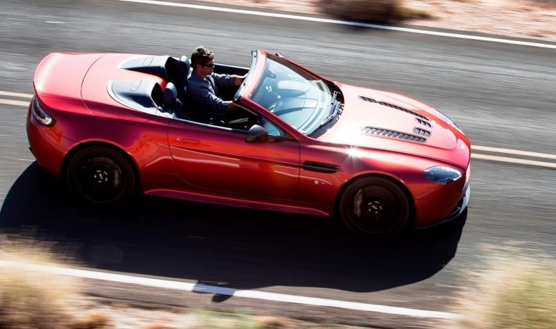 2014 Aston Martin V12 Vantage S Roadster 8