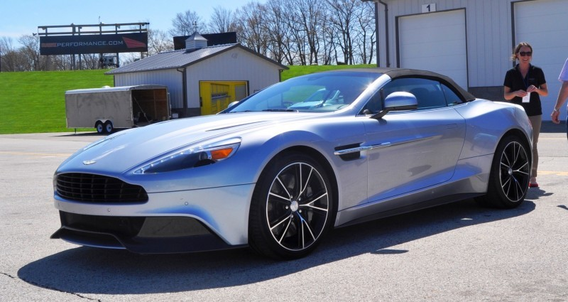 2014 Aston Martin Vanquish Volante 7