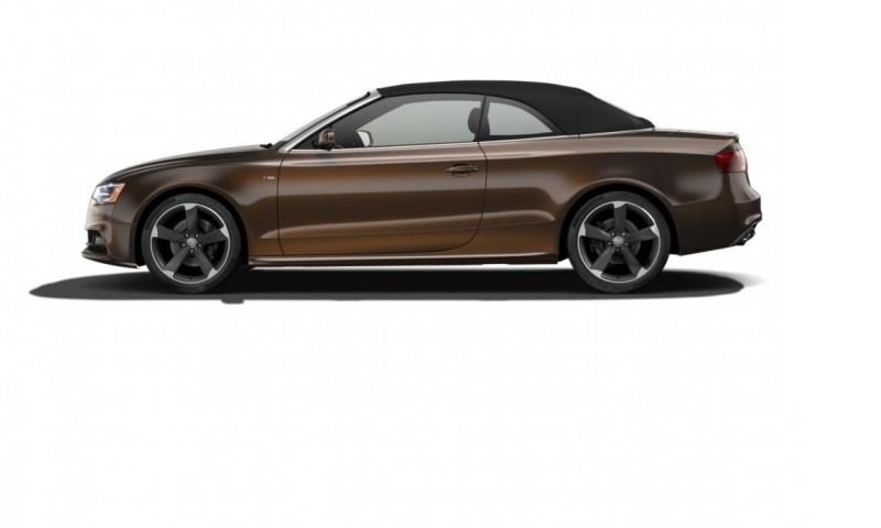 2014 Audi A5 Sport Package Cabriolet COLORS 20