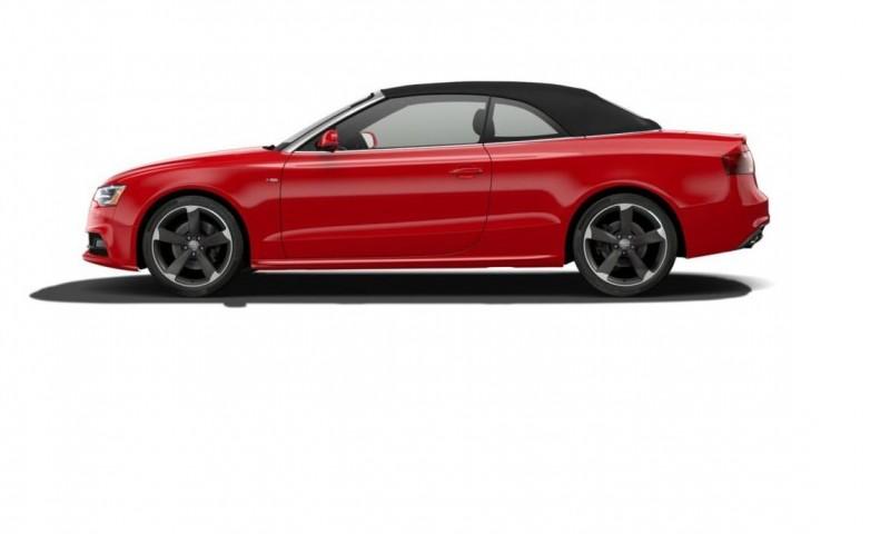 2014 Audi A5 Sport Package Cabriolet COLORS 23