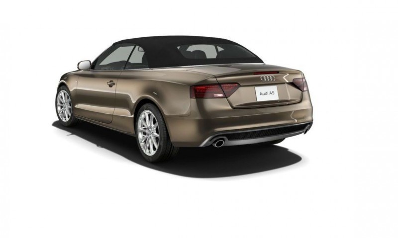 2014 Audi A5 Sport Package Cabriolet COLORS 40