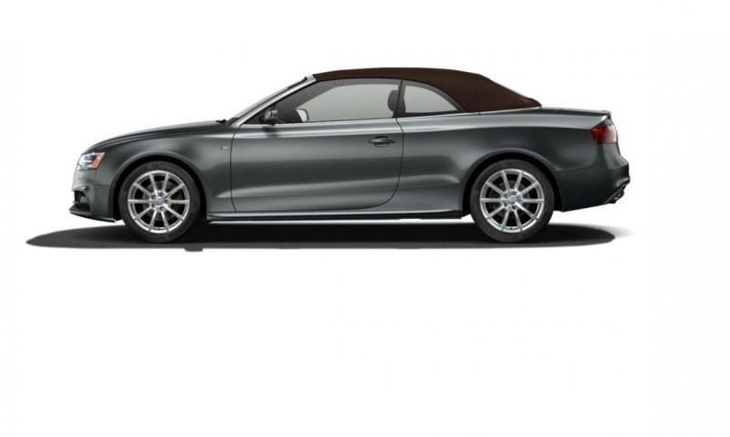 2014 Audi A5 Sport Package Cabriolet COLORS 47