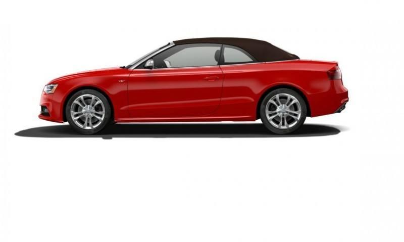 2014 Audi A5 Sport Package Cabriolet COLORS 62