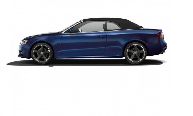 2014 Audi A5 Sport Package Cabriolet COLORS 77