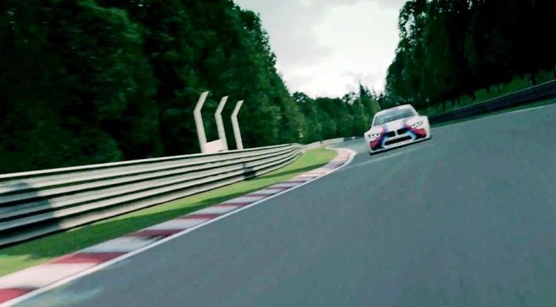 2014 BMW Vision Gran Turismo is 550HP Dream M4 CSL Widebody 16