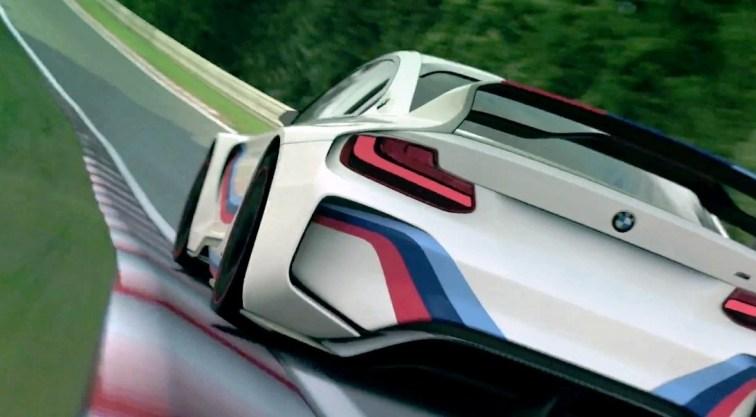 2014 BMW Vision Gran Turismo is 550HP Dream M4 CSL Widebody 18