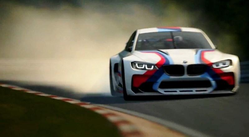 2014 BMW Vision Gran Turismo is 550HP Dream M4 CSL Widebody 20