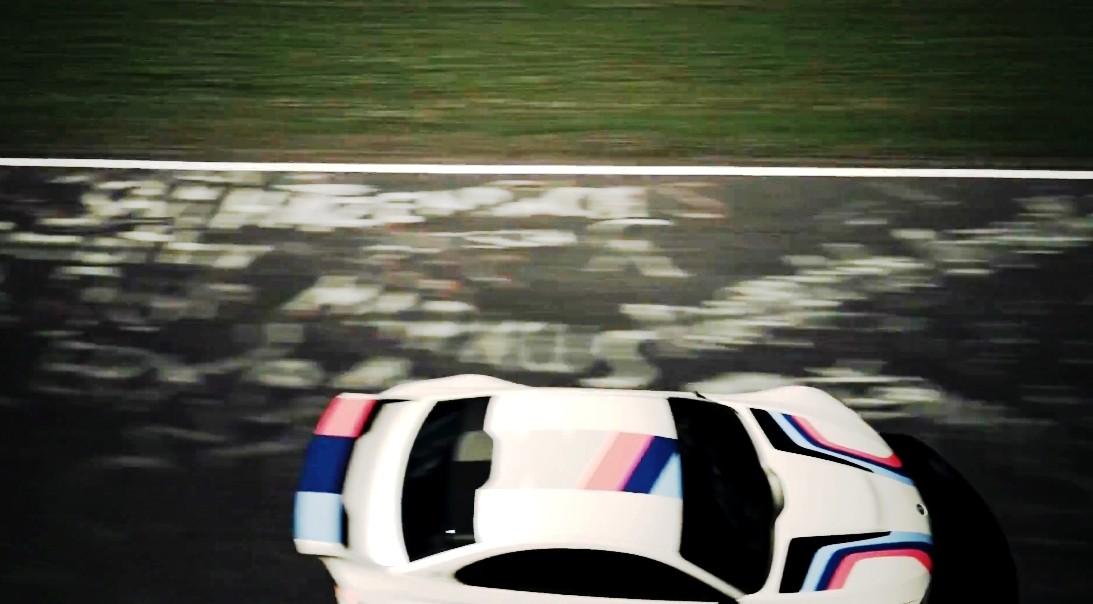 2014 BMW Vision Gran Turismo is 550HP Dream M4 CSL Widebody 23