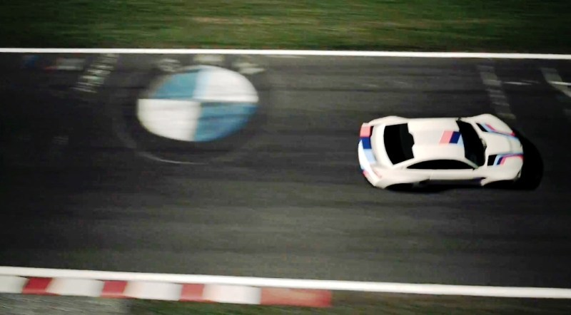 2014 BMW Vision Gran Turismo is 550HP Dream M4 CSL Widebody 24