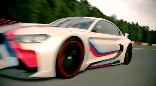 2014 BMW Vision Gran Turismo is 550HP Dream M4 CSL Widebody 36