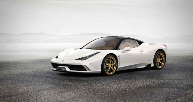 2014 Ferrari 458 Speciale Featured in All-New Car Configurator - See and Hear My Ideal Fezza 109