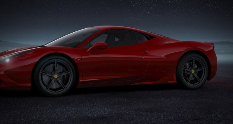 2014 Ferrari 458 Speciale Featured in All-New Car Configurator - See and Hear My Ideal Fezza 22