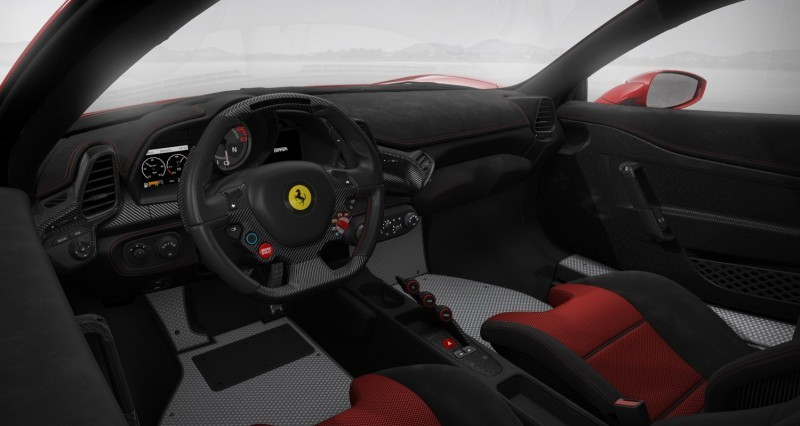 2014 Ferrari 458 Speciale Featured in All-New Car Configurator - See and Hear My Ideal Fezza 25