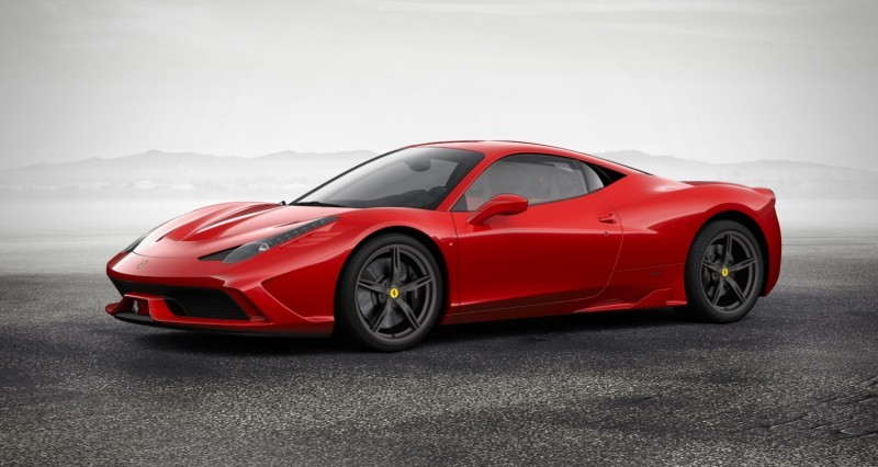 2014 Ferrari 458 Speciale Featured in All-New Car Configurator - See and Hear My Ideal Fezza 27