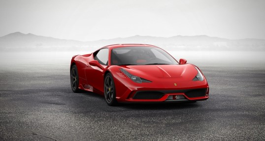 2014 Ferrari 458 Speciale Featured in All-New Car Configurator - See and Hear My Ideal Fezza 28