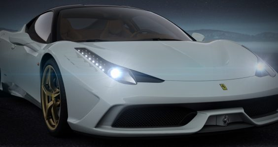2014 Ferrari 458 Speciale Featured in All-New Car Configurator - See and Hear My Ideal Fezza 69
