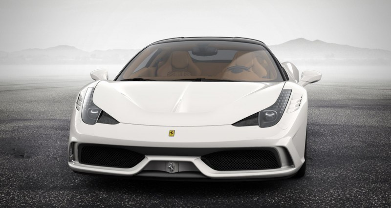 2014 Ferrari 458 Speciale Featured in All-New Car Configurator - See and Hear My Ideal Fezza 88