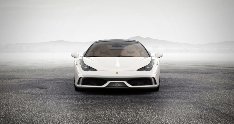 2014 Ferrari 458 Speciale Featured in All-New Car Configurator - See and Hear My Ideal Fezza 93