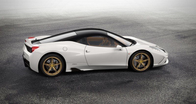 2014 Ferrari 458 Speciale Featured in All-New Car Configurator - See and Hear My Ideal Fezza 98