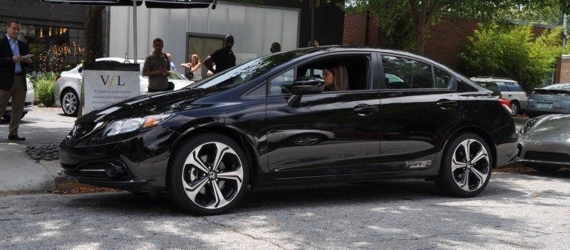 2014 Honda Civic Si Sedan Looking FU Cool In 32 Real-Life Photos 11