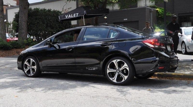 2014 Honda Civic Si Sedan Looking FU Cool In 32 Real-Life Photos 18