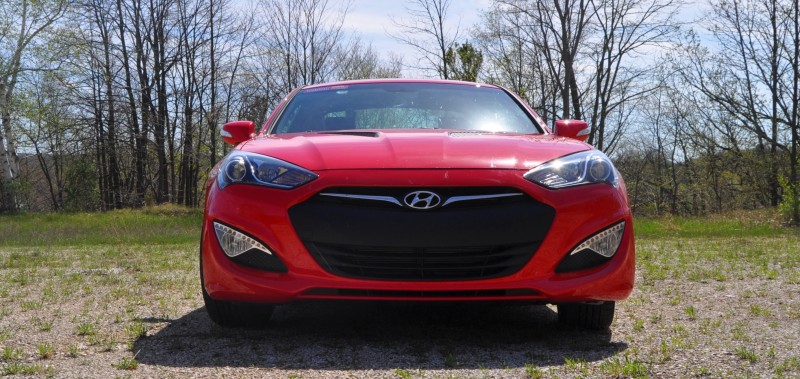 2014 Hyundai Genesis Coupe 3.8L V6 R-Spec - Road Test Review of FAST and FUN RWD Sportscar 19