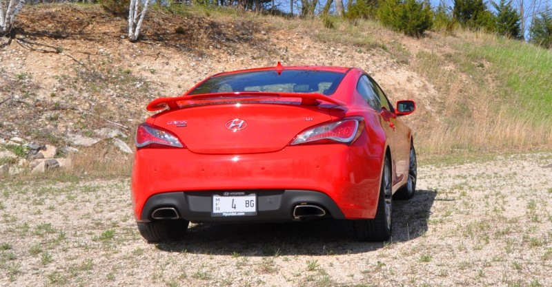 2014 Hyundai Genesis Coupe 3.8L V6 R-Spec - Road Test Review of FAST and FUN RWD Sportscar 39