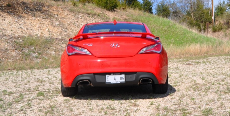 2014 Hyundai Genesis Coupe 3.8L V6 R-Spec - Road Test Review of FAST and FUN RWD Sportscar 41