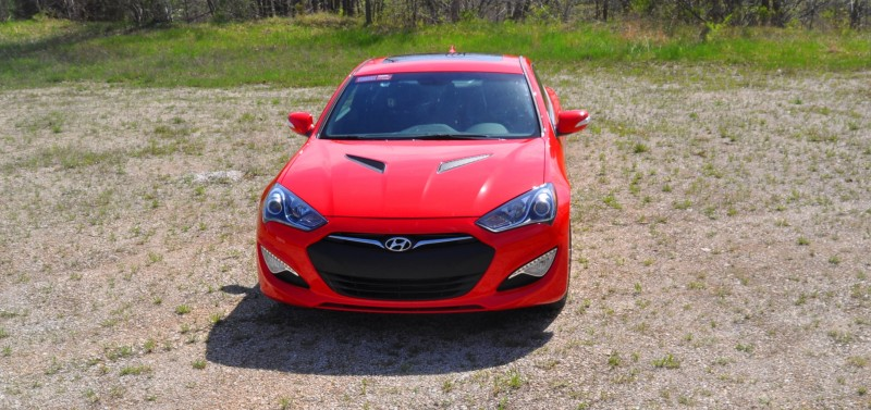 2014 Hyundai Genesis Coupe 3.8L V6 R-Spec - Road Test Review of FAST and FUN RWD Sportscar 66