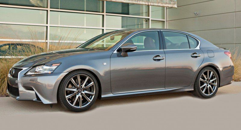 2014 Lexus GS350 and GS F Sport - Buyers Guide Info 20