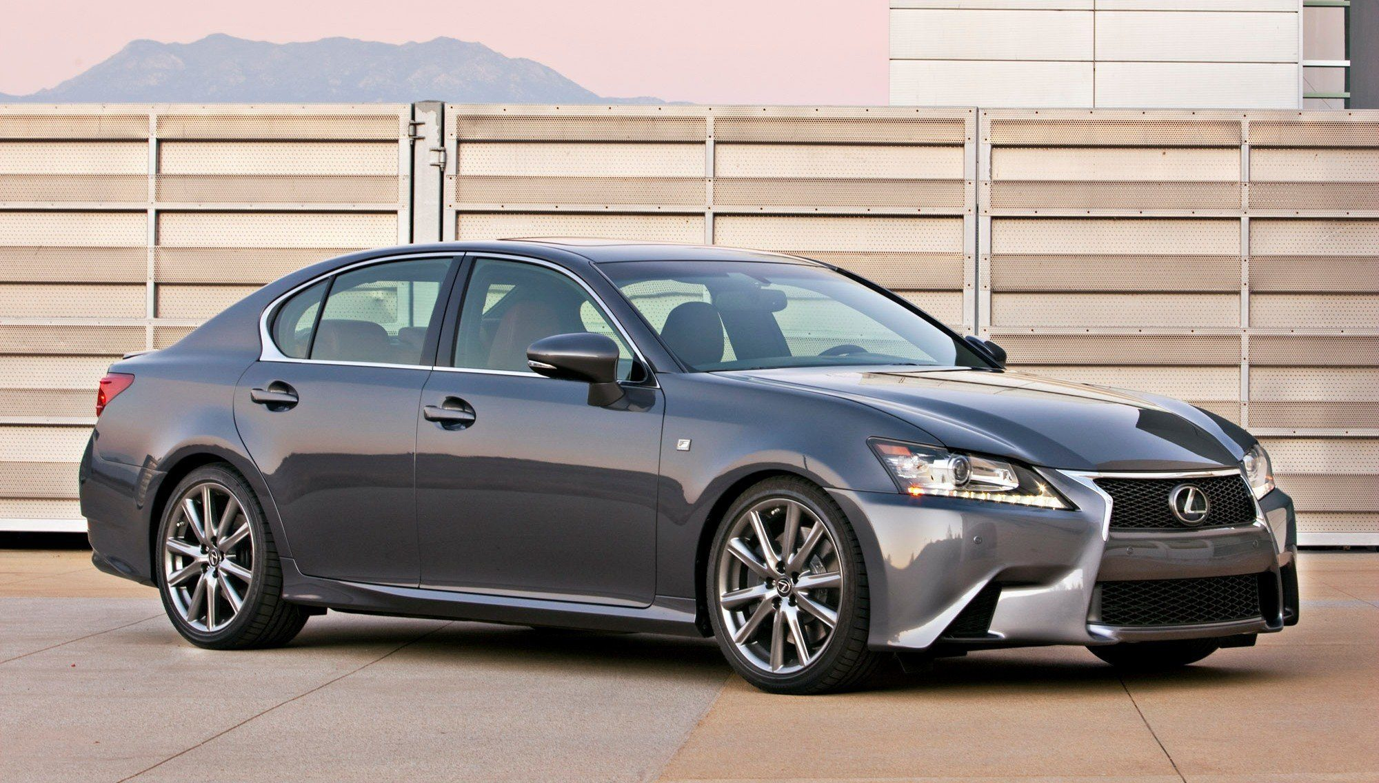 2014 Lexus GS350 and GS F Sport Buyers Guide Info 21