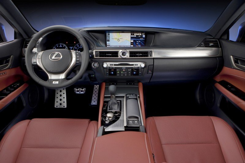 2014 Lexus GS350 and GS F Sport - Buyers Guide Info 23