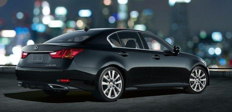 2014 Lexus GS350 and GS F Sport - Buyers Guide Info 38