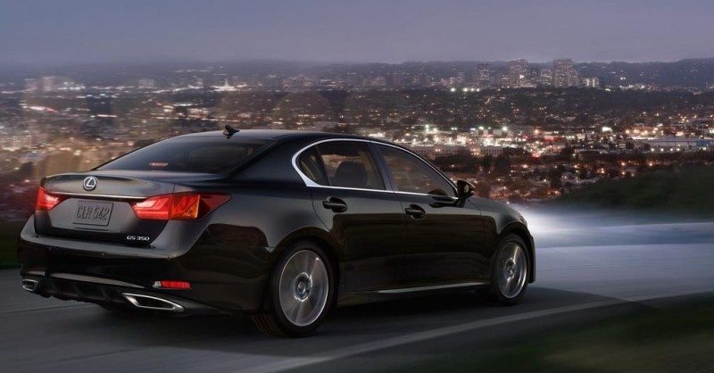 2014 Lexus GS350 and GS F Sport - Buyers Guide Info 39