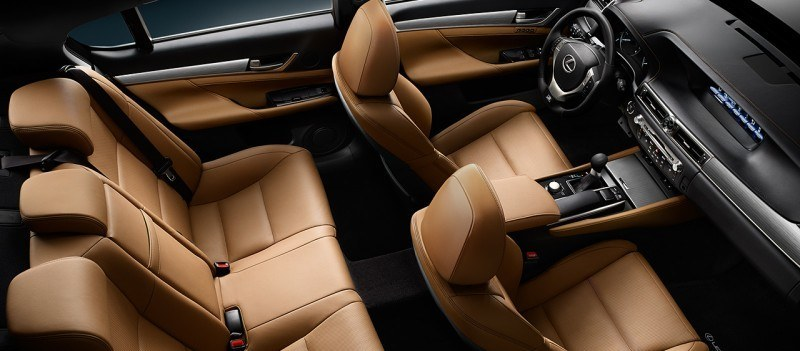 2014 Lexus GS350 and GS F Sport - Buyers Guide Info 43